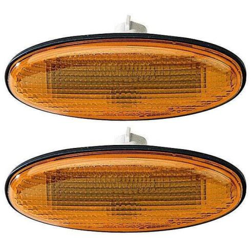01 Mazda Protege (w/MP3); 01-04 Tribute Yellow Side Repeater Light (Fender Mtd) PAIR