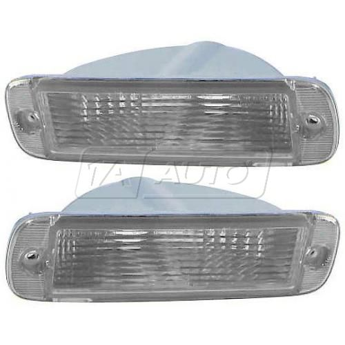 96-02 GM Express Savana Van w/S.B. HL Turn Signal Light PAIR