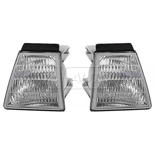 88-90 Chevy Cavalier Turn Signal Light PAIR