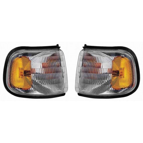 94-97 Dodge Van Turn Signal Light PAIR