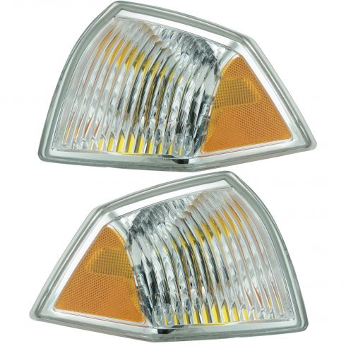 07-10 Jeep Compass Corner Light Front PAIR