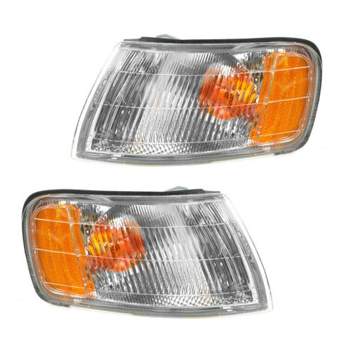 96-99 Isuzu Oasis; 95-98 Honda Odyssey Corner Parking Light PAIR