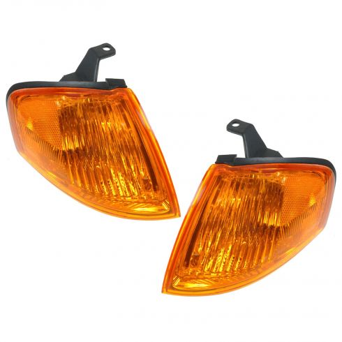 99-00 Mazda Protege Corner Parking Light PAIR
