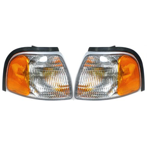 98-00 Mazda Pickup Truck Corner Parking Light PAIR