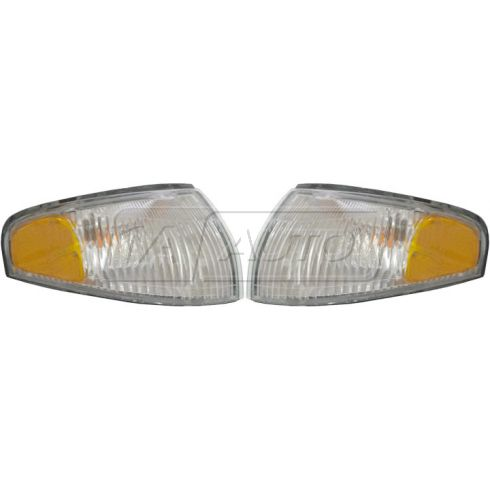 98-99 Mazda 626 Corner Parking Light PAIR
