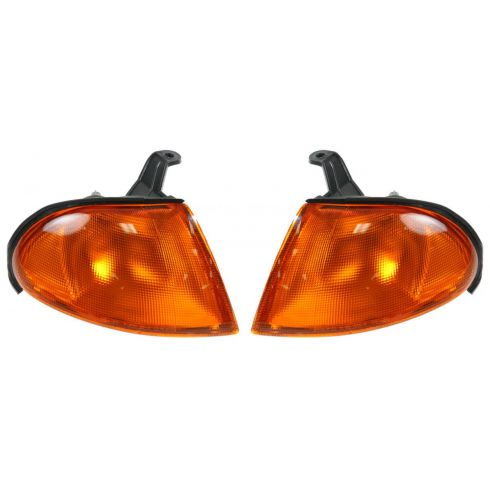 1994-96 Ford Aspire Corner Parking Light PAIR