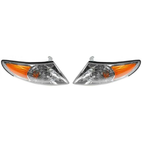 2002-03 Toyota Solara Corner Parking Light PAIR