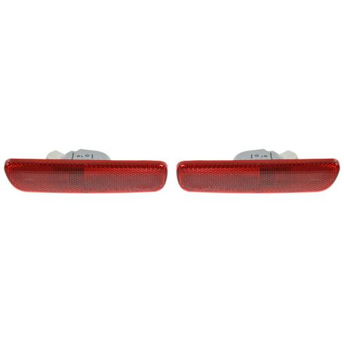 2001-05 Lexus IS300; 99-03 RX300 Rear Red Side Marker Light PAIR