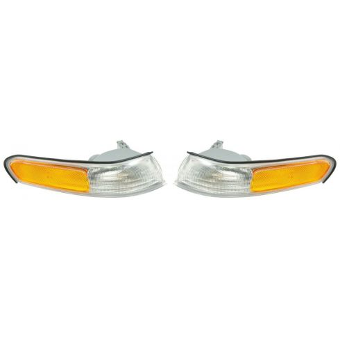 1995-97 Mercury Mystique Corner Parking Light PAIR
