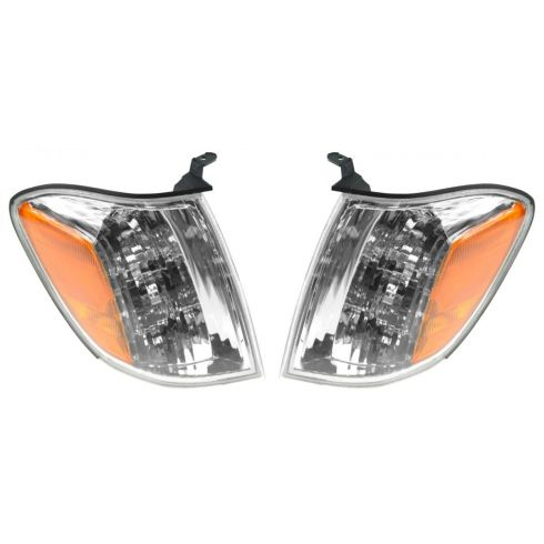 2005-07 Toyota Sequoia; 05-06 Tundra Double Cab Corner Parking Light PAIR