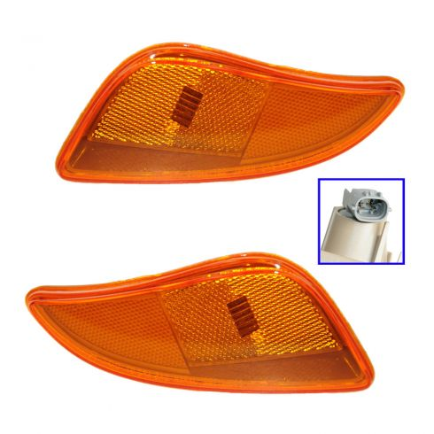09-12 Mazda Miata Side Marker Light PAIR (OE)