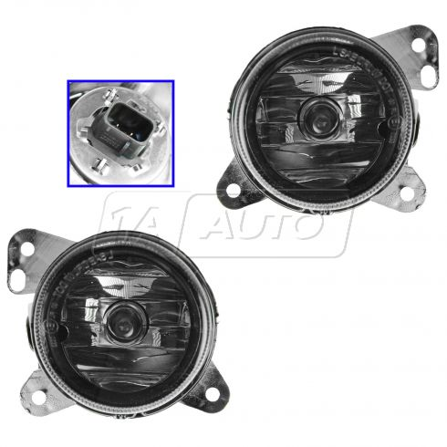 10-13 MB E350, 10-11 E550 w/Quad Lights Outer; 11-13 R350 Fog/Driving Light PAIR