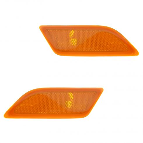 12-14 Mercedes Benz C250, C300, C350 Front Side Marker Light PAIR