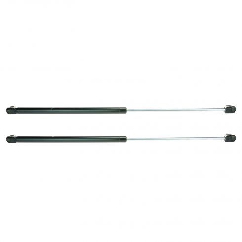 87-95 Jeep Wrangler Rear Glass Lift Supports PAIR