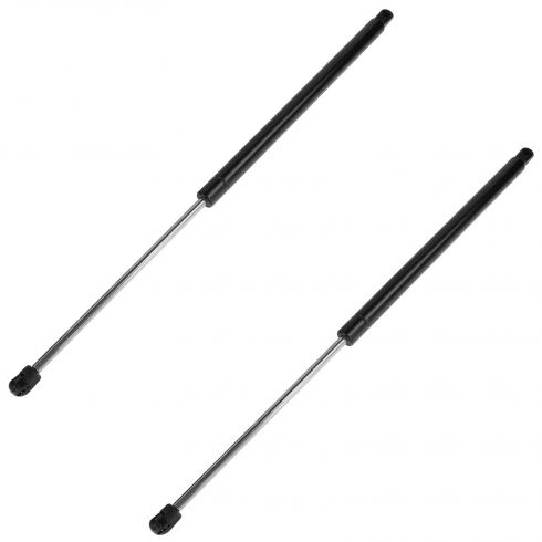 01-04 Chevy GMC Tahoe Suburban Yukon Lift Supports PAIR