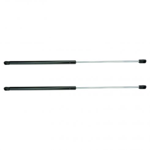 97-04 Jeep Wrangler Rear Glass Lift Supports PAIR