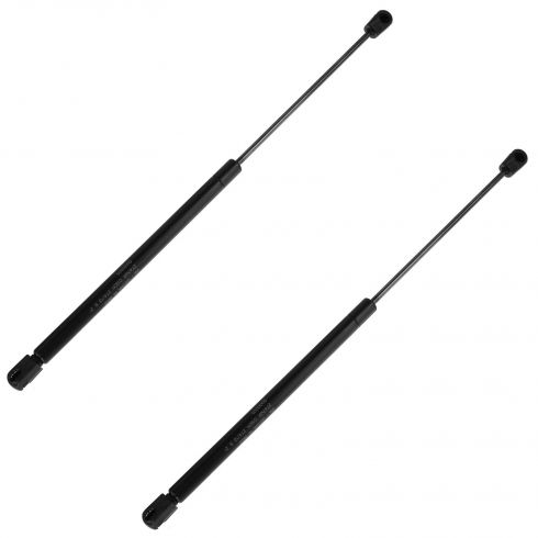 00-06 Chevy Cadillac GMC Escalade Tahoe Yukon Glass Lift Support PAIR
