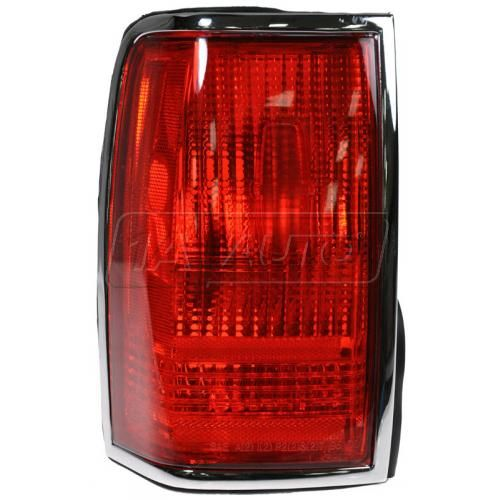 1990-97 Lincoln Town Car Drivers Side Tail Light