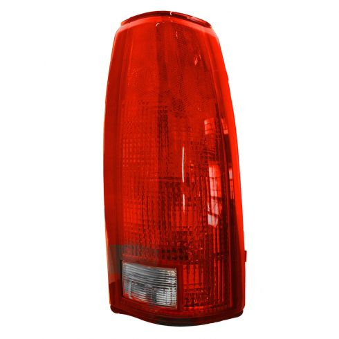 88-01 GM Trucks Taillight w/o conn RH