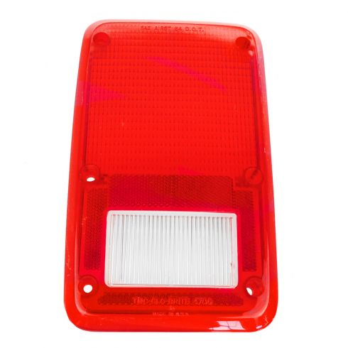 78-82 Dodge Van Taillight Lens LH