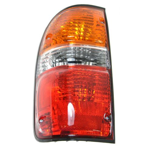 2001-04 Toyota Tacoma Pickup Truck Drivers Side Tail Light