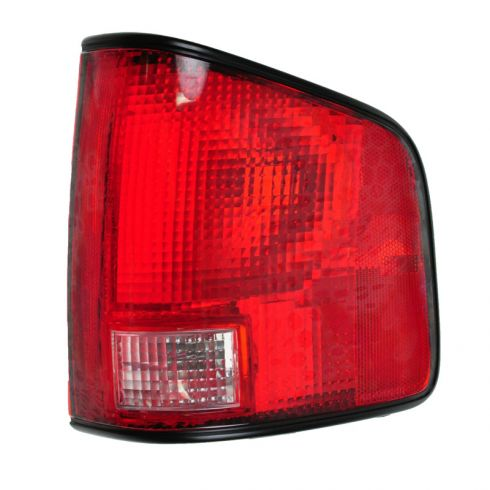 Tail Light (with Black Edge) Passenger Side