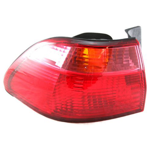 98-00 Honda Accord Sedan 1/4 Mtd Taillight LH