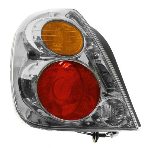 02-04 Nissan Altima Tail Light LH