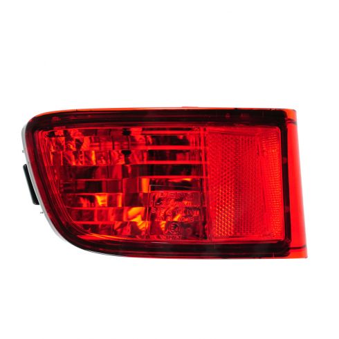 03-05 Toyota 4Runner Rear Bumper Reflector Red LH