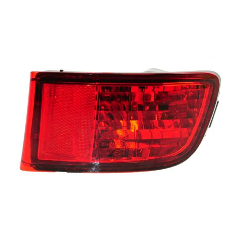 03-05 Toyota 4Runner Rear Bumper Reflector Red RH
