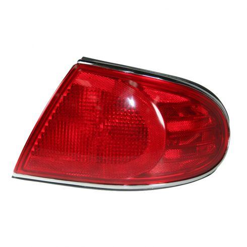 01-05 Buick Lesabre 1/4 Panel Mtd Taillight RH
