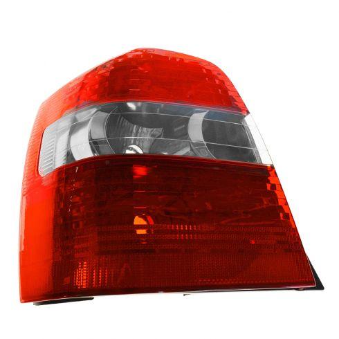 04-07 Toyota Highlander (exc Hybrid) Taillight LH