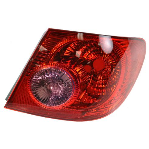 2004-08 Toyota Corolla Tail Light RH