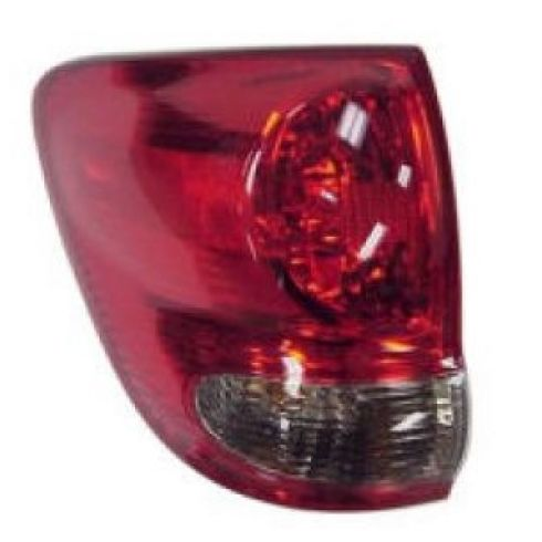 2005-07 Toyota Sequoia Tail Light LH