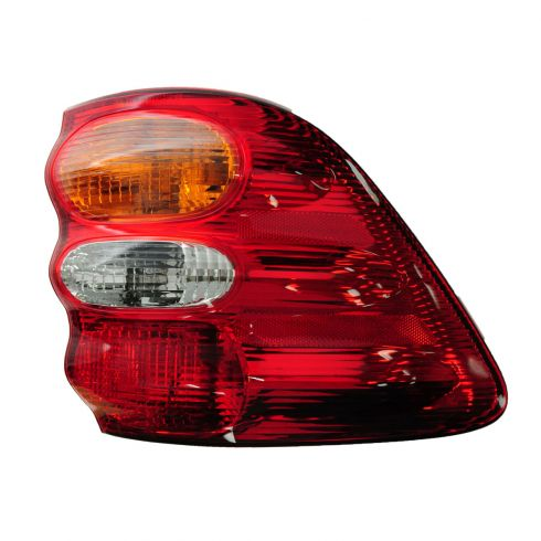 2001-04 Toyota Sequoia Tail Light LH
