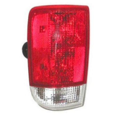 1995-04 Chevy GMC Blazer Jimmy Tail Lamp Driver Side