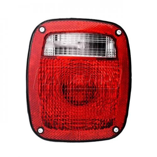 1977-82 GM Ford Dodge Med Duty Tail Light Psr Side