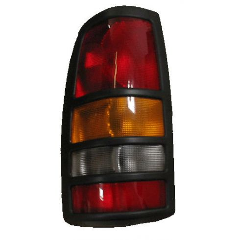 2001-03 Chevy Silverado 3500 Tail Light Driver Side