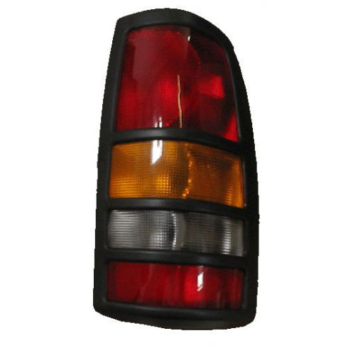 2001-03 Chevy Silverado 3500 Tail Light Passenger Side