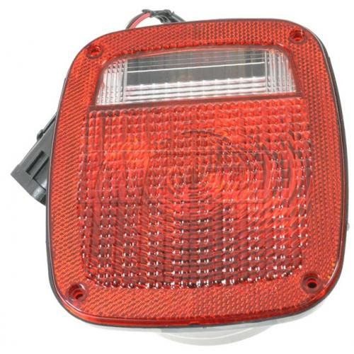 1987-97 Jeep Wrangler Tail Light Passenger Side