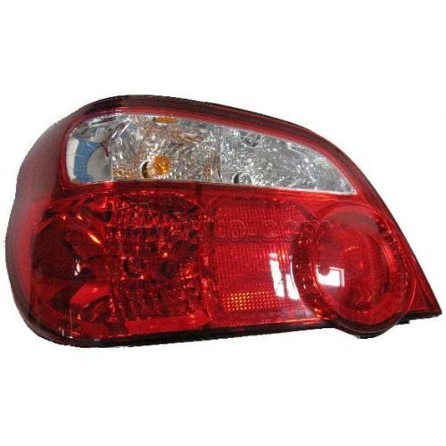 2004-05 Subaru Impreza Tail Light Driver Side for Sedan