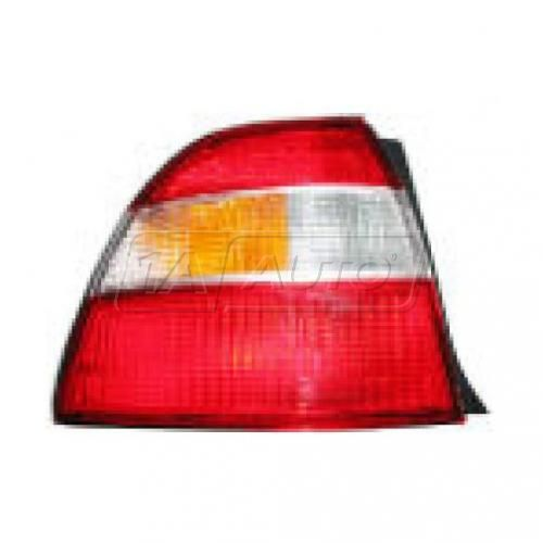 1994-95 Honda Accord Tail Light Driver Side for Sedan Coupe Lens and Housing