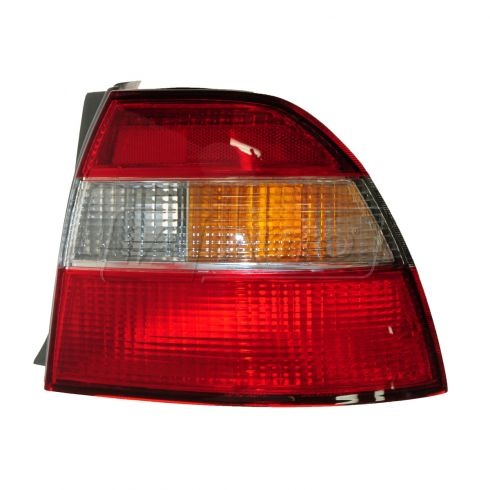 1994-95 Honda Accord Tail Light Passenger Side for Sedan/Coupe Lens and Housing
