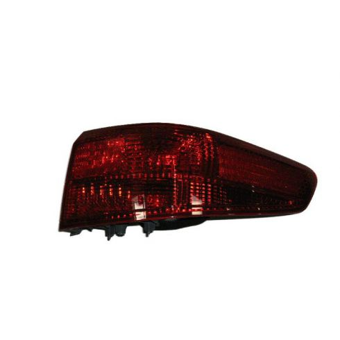 2005 Honda Accord Sedan Tail Light Passenger Side
