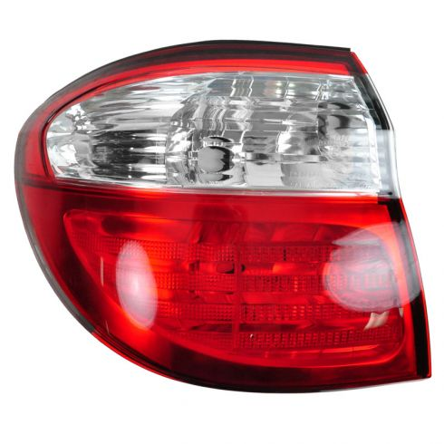 Outer Tail Light Driver Side