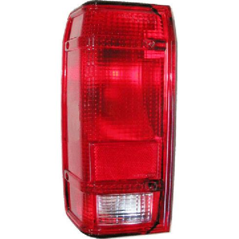 1991-92 Ford Ranger Tail Light Driver Side