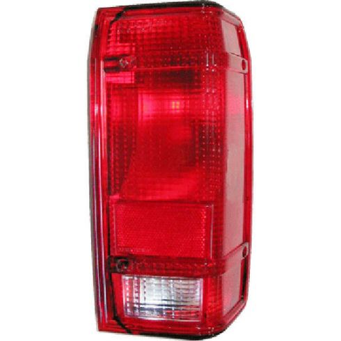 1991-92 Ford Ranger Tail Light Passenger Side