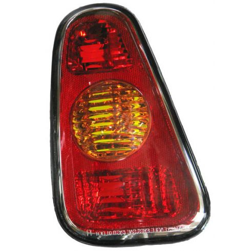 02-06 Mini Cooper; 07 Cooper Conv Tail Light w/o Clear Lens LH