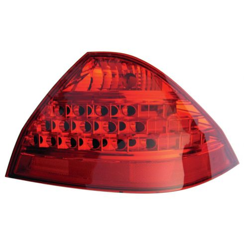 2006-07 Honda Accord Tail Light Passenger Side for Sedan (Except Hybrid)