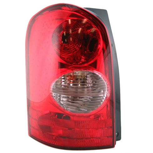 2002-03 Mazda MPV Tail Light Driver Side